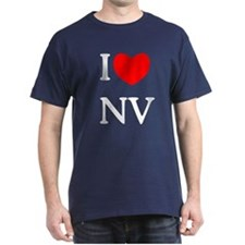 """I Love Nevada"" T-Shirt"
