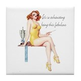 Pin up Drink Coasters