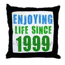 Cute Years Throw Pillow