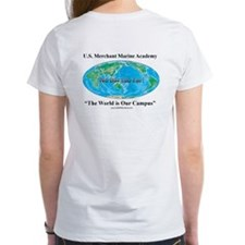 IMPROVED - The World is our Campus Tee