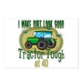 Tractor Tough 40th Postcards (Package of 8)