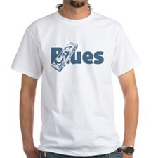 Harmonica Blues Shirt