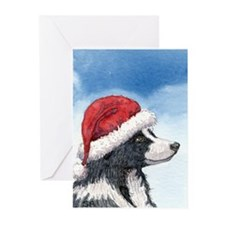 His Holiday Hat Greeting Cards (Pk of 20)