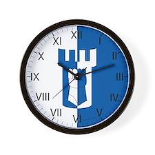 Haven Avare Wall Clock