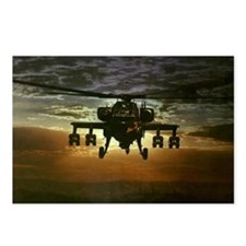 AH-64 Apache Postcards (Package of 8)