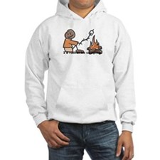 Campfire Rather be camping Hoodie