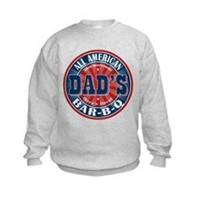 Dad's All American Bar-B-Q Sweatshirt