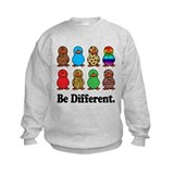 Be Different Ducks Sweatshirt