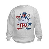 My First Fourth Star Sweatshirt