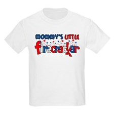 Mommy's Little Firecracker T-Shirt
