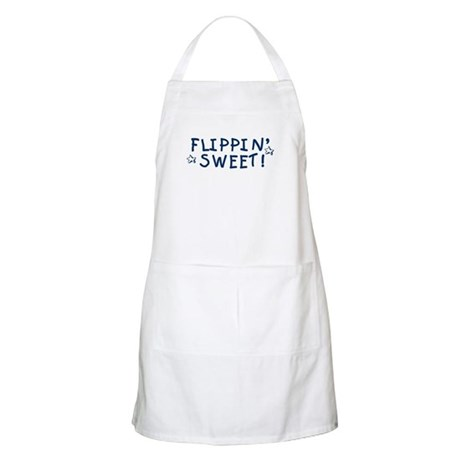 Flippin' Sweet BBQ Apron