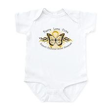 CC Butterfly Tribal Infant Bodysuit