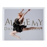 Alchemy Dance Company Wall Calendar