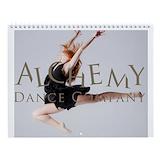 Dance Wall Calendars