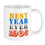Best Year Ever 1983 Mug