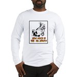 How Much is the Oil Long Sleeve T-Shirt