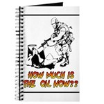 How Much is the Oil Journal