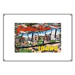 Caldwell Idaho Greetings Banner