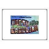 Charlotte North Carolina Gree Banner