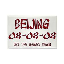 Beijing Rectangle Magnet
