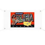 Salina Kansas Greetings Banner