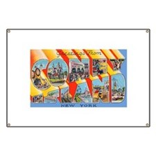 Coney Island New York Banner