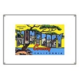 Monterey County California Banner
