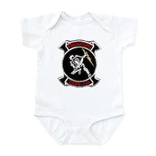 VMFA 134 Predators Infant Bodysuit