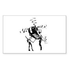 240-Robert Rectangle Sticker 10 pk)