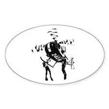 240-Robert Oval Sticker (10 pk)