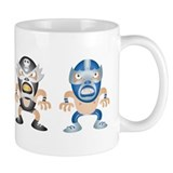 Mexican Wrestling! Mug