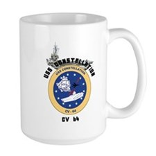 USS Constellation CV-64 Coffee Mug