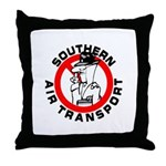 S.A.T. Throw Pillow