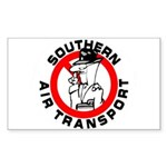 S.A.T. Rectangle Sticker 10 pk)