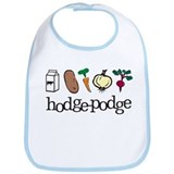 Cute Hodges Bib