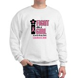 Fight Like A Girl 2 (Pink) Jumper