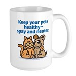 Healthy Large Mug
