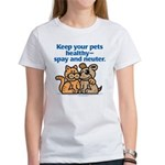 Healthy Women's T-Shirt