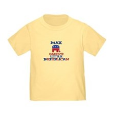 Max - Daddy's Republican T