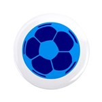 Blue Soccer Ball 3.5