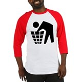 Dumpster Diving Baseball Jersey