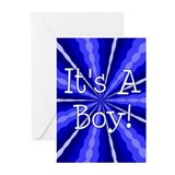 It's A Boy Cards (Pk of 20)