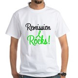 Remission Rocks Lymphoma Shirt