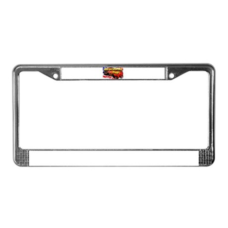 Independence Day License Plate Frame