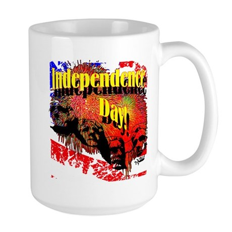 Independence Day Large Mug