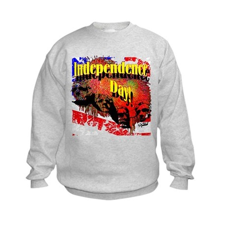 Independence Day Kids Sweatshirt
