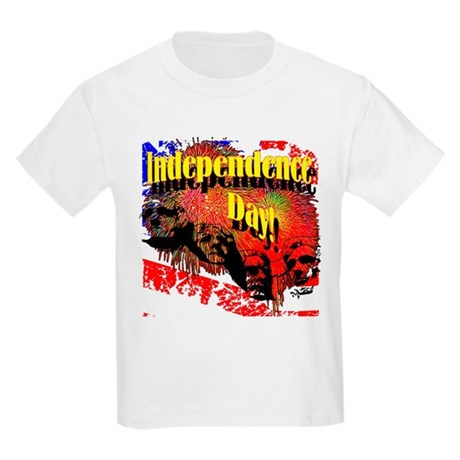 Independence Day Kids Light T-Shirt