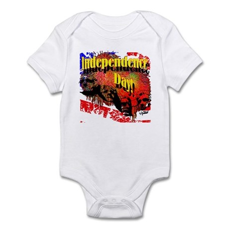 Independence Day Infant Bodysuit