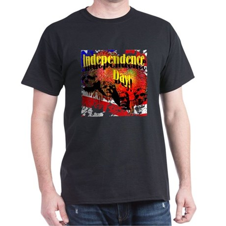 Independence Day Dark T-Shirt