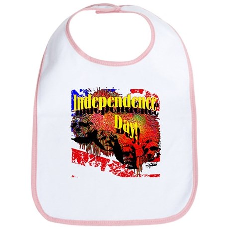 Independence Day Bib